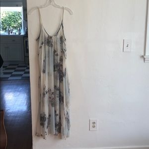 Intimately Free People Sheer Maxi Dress